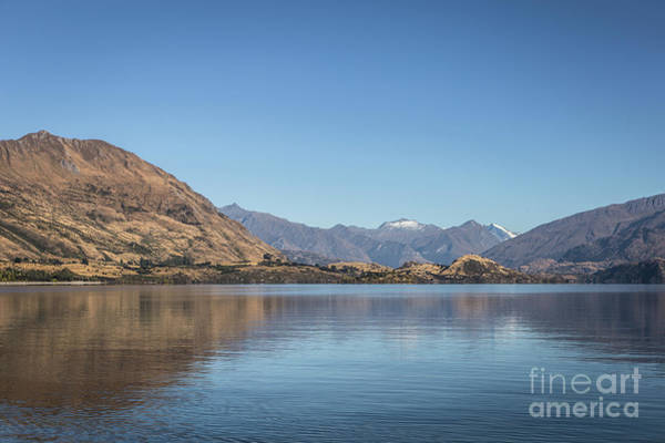 Photograph - Lake Wanaka In New Zealand by Didier Marti