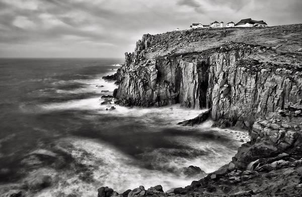 Photograph - Lands End At Dusk by Pete Hemington