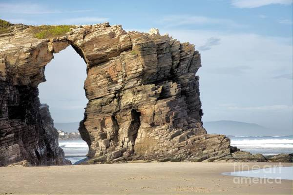 Photograph - Las Catedrales by Heiko Koehrer-Wagner