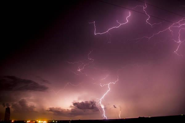 Tormenta Wall Art - Photograph - Late July Storm Chasing 057 by NebraskaSC