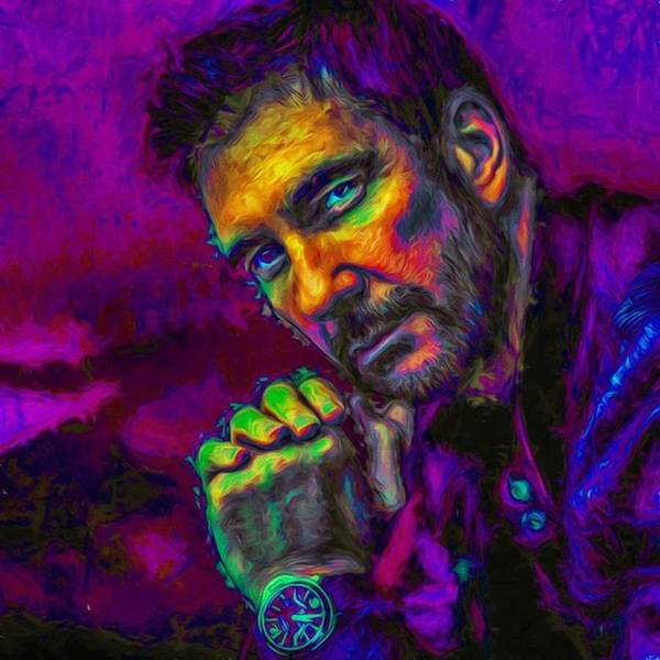 Actor Wall Art - Photograph - @lauraneidig I Figured Since You by David Haskett II