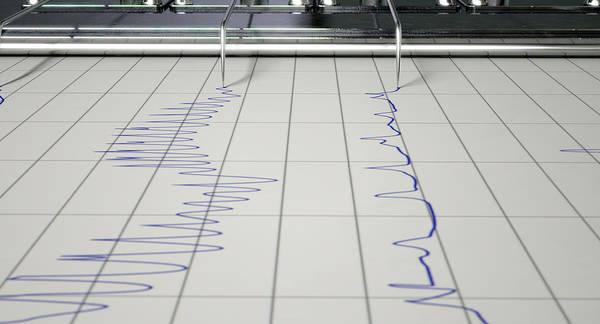 Electronic Ink Wall Art - Digital Art - Lie Detector Test  by Allan Swart