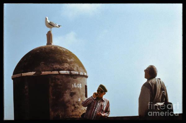 Stari Grad Photograph - Life In Midieval Town-dubrovnik by Morris Keyonzo