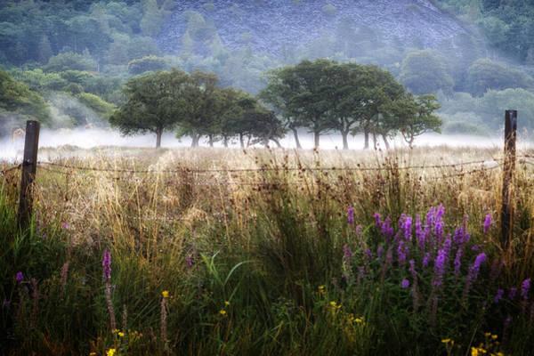Felder Wall Art - Photograph - Llanberis - Wales by Joana Kruse