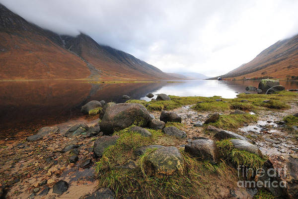 Highland Photograph - Loch Etive by Smart Aviation