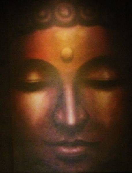 Photograph - Lord Buddah by Duncan Davies