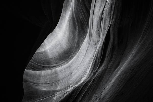 Photograph - Lower Antelope Canyon by Alex Conu