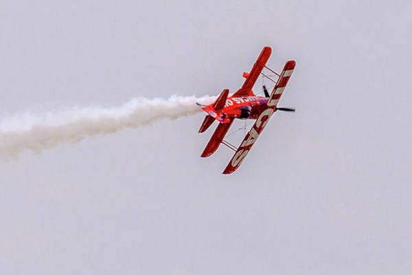 Photograph - Lucas Oil Pitts - Mike Wishus by Jack R Perry