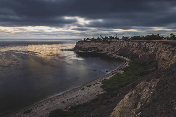 Photograph - Lunada Bay After Sunset by Andy Konieczny