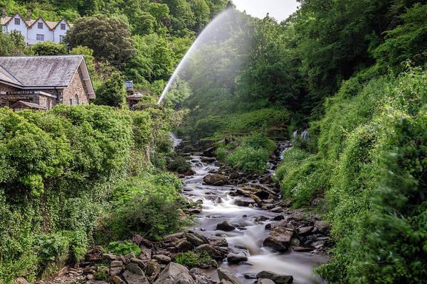 Exmoor Photograph - Lynmouth - England by Joana Kruse