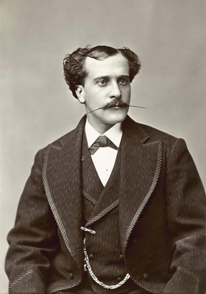 Photograph - Man, 19th Century by Granger