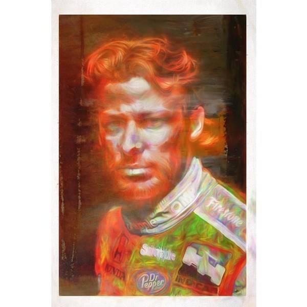 Wall Art - Photograph - Marco Andretti #marcoandretti by David Haskett II