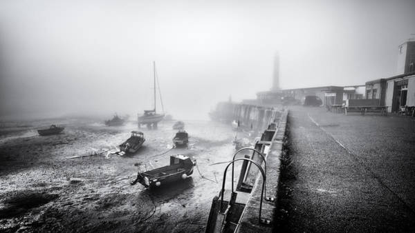 Margate Photograph - Margate Harbour by Ian Hufton