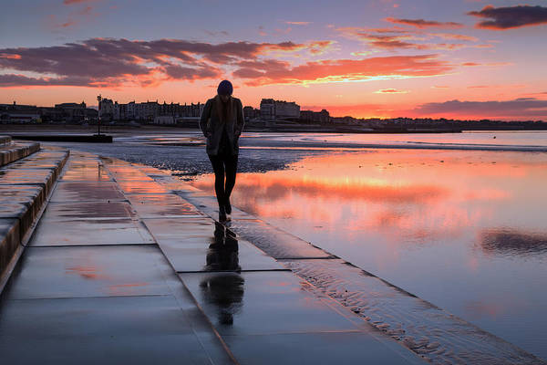 Margate Photograph - Margate Kings Steps by Ian Hufton