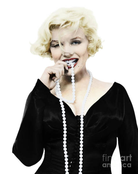 Photograph - Marilyn Monroe by Granger