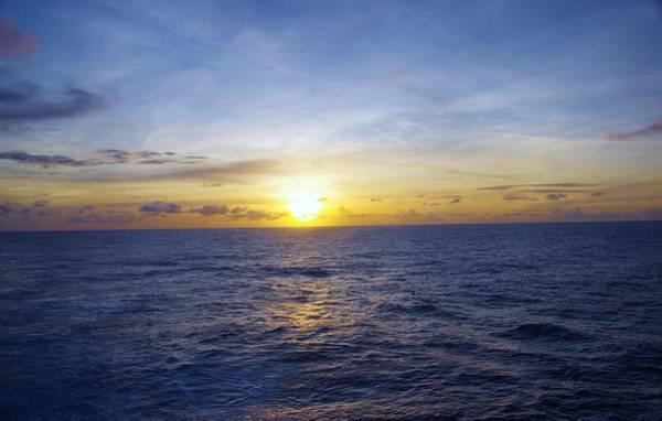Photograph - Marshall Islands Area Sky by Phyllis Spoor