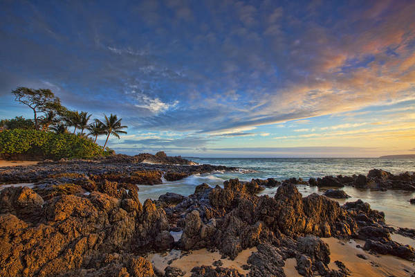 Maui Sunset Wall Art - Photograph - Maui by James Roemmling