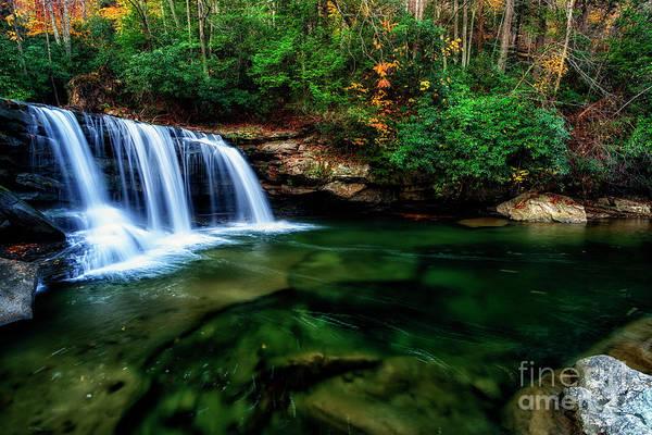 Photograph - Mccoy Falls Birch River by Thomas R Fletcher