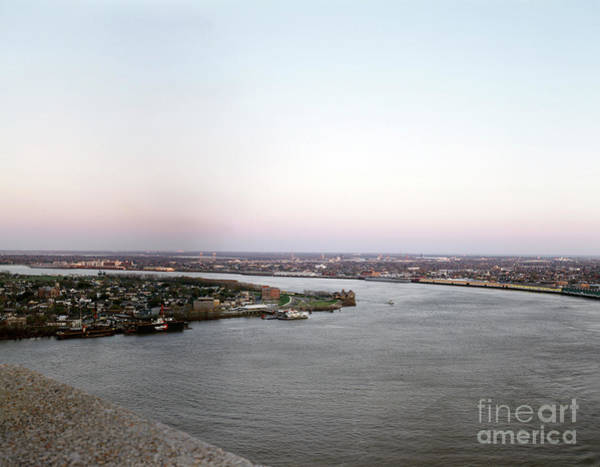 Photograph - Mississippi River.  by Granger