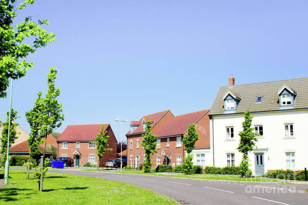 Wall Art - Photograph - Moreton Hall Properties by Tom Gowanlock