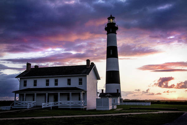 Photograph - Morning At Bodie Lighthouse by Don Johnson