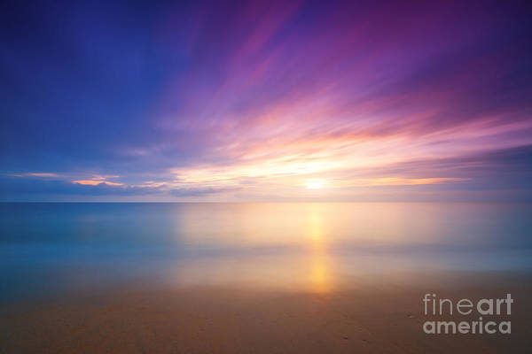 Artsy Photograph - Morning Glow by Michael Ver Sprill