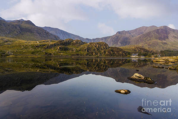Photograph - Morning Reflections by Ian Mitchell
