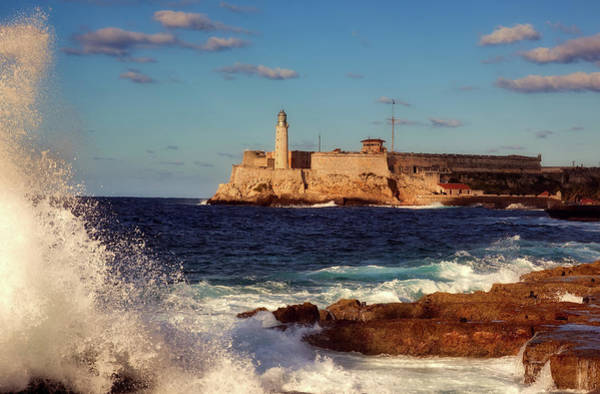 Wall Art - Photograph - Morro Castle - Havana by Mountain Dreams