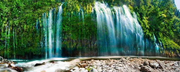 Photograph - Mossbrae Falls by Bryant Coffey