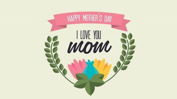 Design Digital Art - Mother's Day by Super Lovely