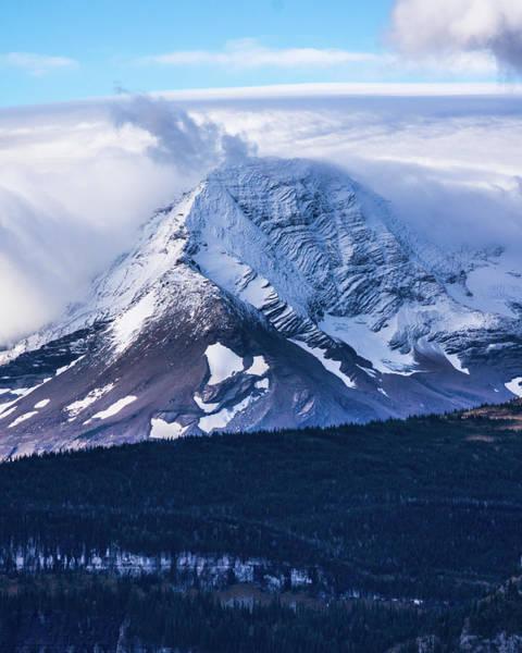 Photograph - Mount Jackson by Jedediah Hohf