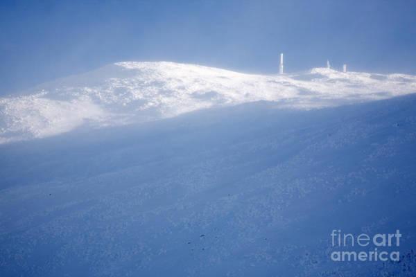 Photograph - Mount Washington New Hampshire - Winter by Erin Paul Donovan