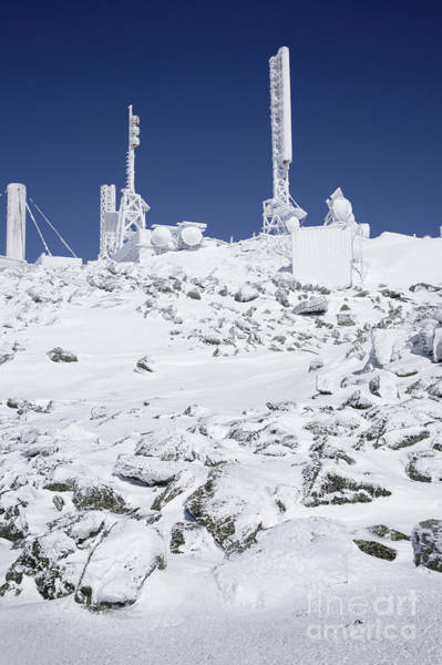 Photograph - Mount Washington State Park - White Mountains New Hampshire Usa by Erin Paul Donovan