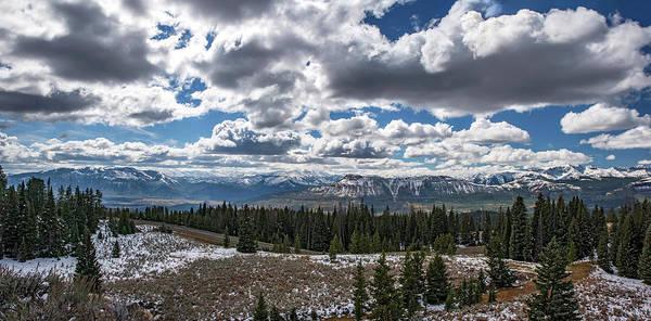 Photograph - Mountain Landscape by Alex Galkin
