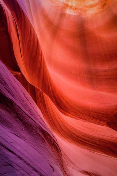 Photograph - Navajo Kiss by Peter Lakomy