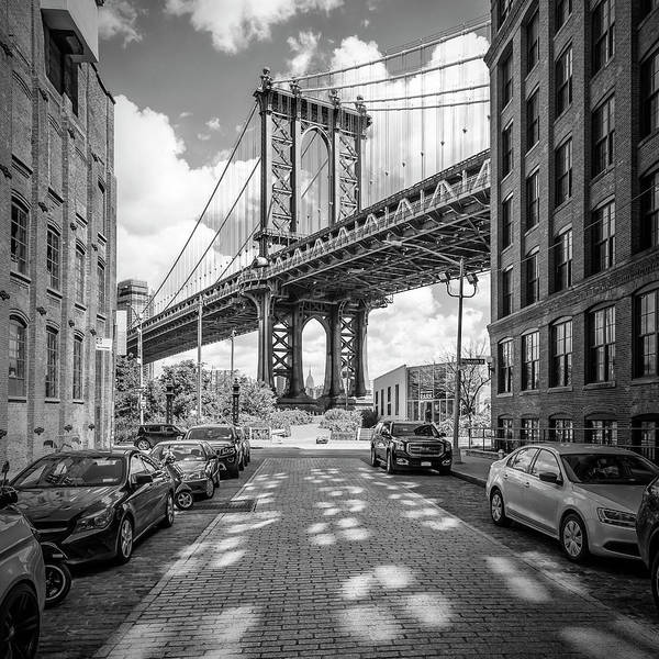 Wall Art - Photograph - New York City Manhattan Bridge by Melanie Viola