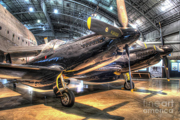 Star Wars 3 Wall Art - Photograph - North American, F-82, Twin Mustang by Greg Hager