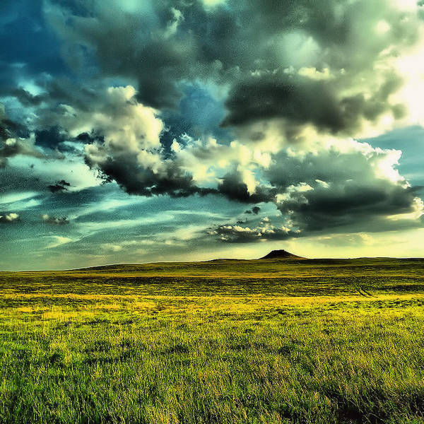 Wall Art - Photograph - North Dakota Landscape by Jeff Swan