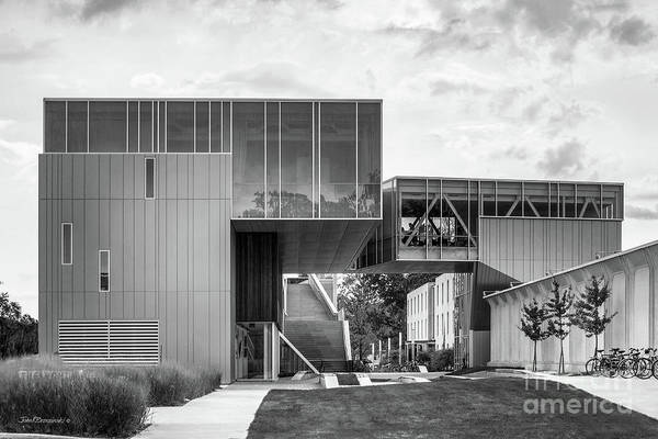 Photograph - Oberlin College Kohl Building by University Icons
