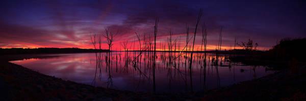 Photograph - October Sunrise by Raymond Salani III