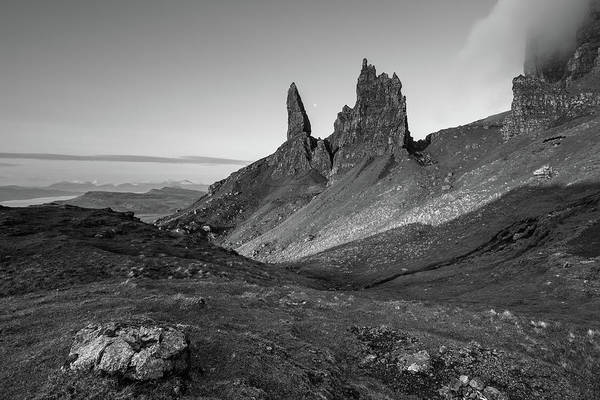 Wall Art - Photograph - Old Man Of Storr by Davorin Mance