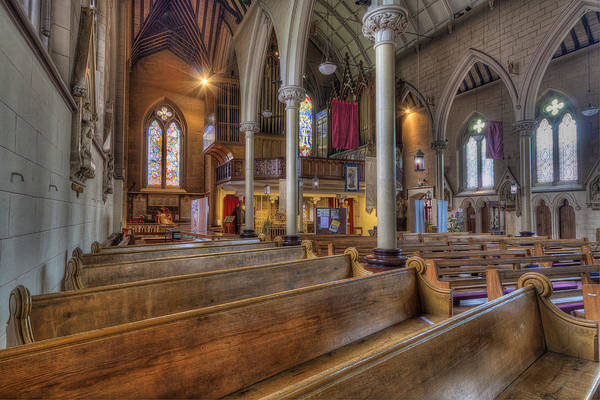 Photograph - Olde Church by Ian Mitchell