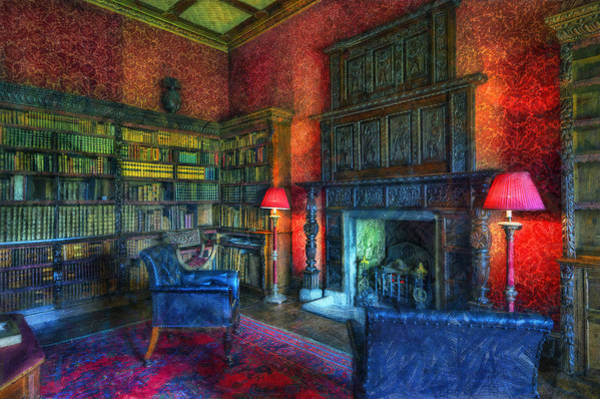 Photograph - Olde Sitting Room by Ian Mitchell