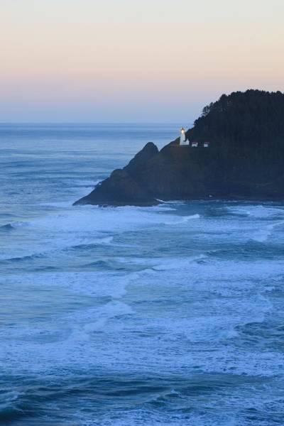 Heceta Head Lighthouse Photograph - Oregon, United States Of America Heceta by Craig Tuttle