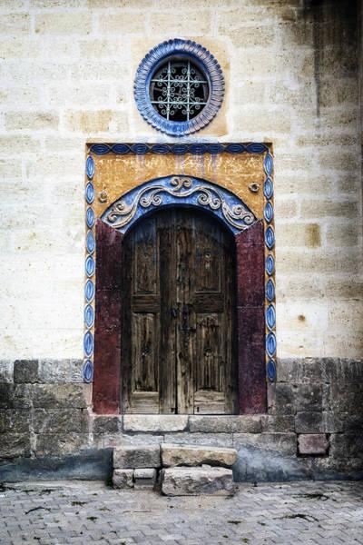 Wood Carving Photograph - Oriental House by Joana Kruse