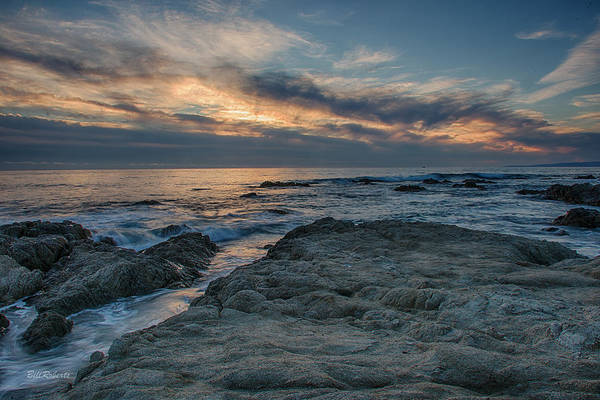 Wall Art - Photograph - Pacific Grove Sunset by Bill Roberts