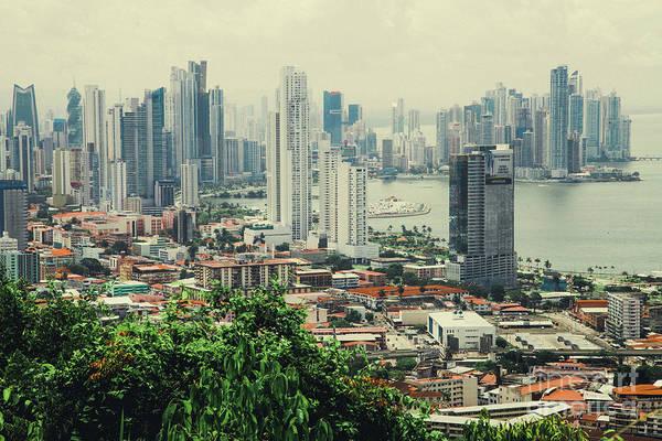 Panama Photograph - Panama City by Iris Greenwell