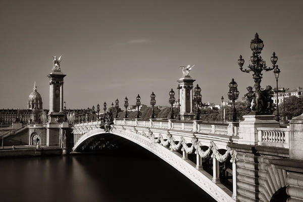 Wall Art - Photograph - Paris Alexandre IIi by Songquan Deng