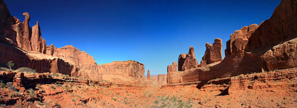 Photograph - Park Avenue In Arches National  Park by Pierre Leclerc Photography