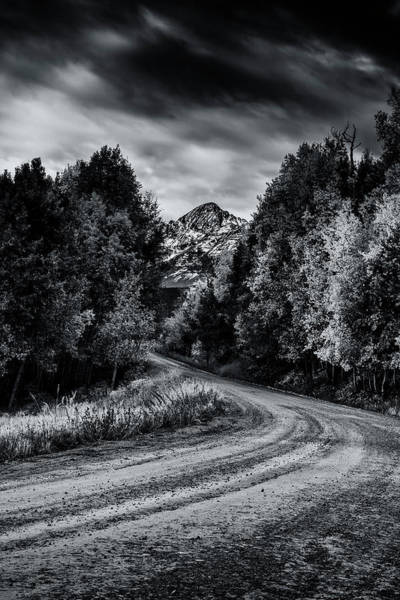 Wall Art - Photograph - Path To The Mountains by Andrew Soundarajan